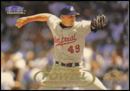 1998 Fleer Tradition Update #U21 Jeremy Powell