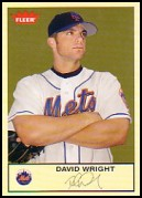 2005 Fleer Tradition #110 David Wright