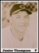 1940 Cincinnati Reds Junior Thompson
