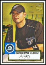 2006 Topps 52 #279 Guillermo Quiroz