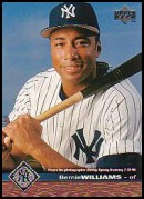 1997 Upper Deck #124 Bernie Williams