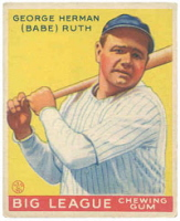 Babe Ruth from Baseball-reference.com