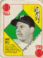 Dave Bell from the 1951 set