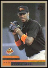 2000 Topps Traded #T55 Keith Reed