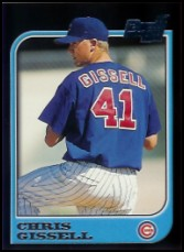 1997 Bowman #162 Chris Gissell