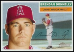2005 Topps Heritage #272 Brendan Donnelly
