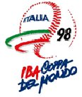 1998 World Cup logo