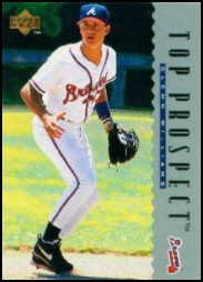 1995 Upper Deck #7 Glenn Williams