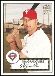 2007 Topps '52 Rookies #213 Tim Gradoville