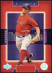 2003 Upper Deck Finite #235 Jason Shiell