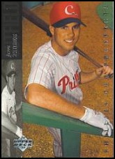 1994 Upper Deck Minor League #199 Jon Zuber