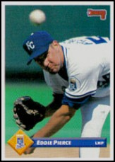 1993 Donruss #147 Eddie Pierce