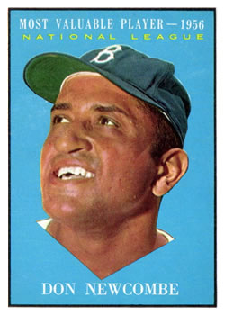 1961 Topps #483 Don Newcombe