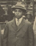 Bolden at the 1924 Negro League World Series.