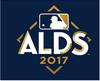 2017 American League Division Series logo