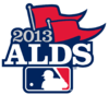 2013 American League Division Series logo