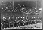 Opening Day game, May 3, 1907.