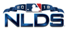 2018 National League Division Series logo