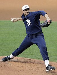 """I Looked Absolutely Ridiculous,"" Pavano said. ""The Guys Told Me I Looked Like I Had a Diaper On.""-9173.jpg"