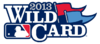 2013 American League Wild Card Game logo