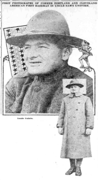 Lou Guisto WW1 newspaper photo.png