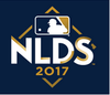 2017 National League Division Series logo