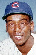 Photo of Ernie Banks+