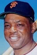 Photo of Willie Mays+